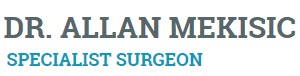 Dr Allan Mekisic - Breast Surgery, Laparoscopic Surgery, Hernia Surgery, and Endoscopy